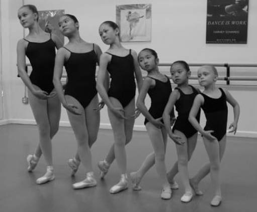 Dress Code - New York Academy of Ballet
